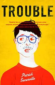 Book Cover for TROUBLE