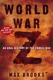 Cover art for WORLD WAR Z