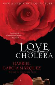 Cover art for LOVE IN THE TIME OF CHOLERA