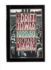 Cover art for THE DRIFT TO WAR