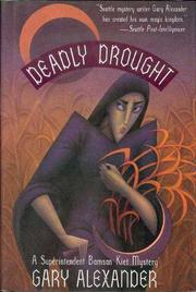 Cover art for DEADLY DROUGHT