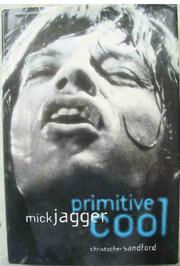 Cover art for MICK JAGGER