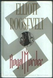 Book Cover for A ROYAL MURDER