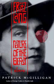 Cover art for FRITZ LANG