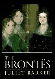 Cover art for THE BRONTES