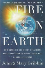 Cover art for FIRE ON EARTH