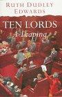 Cover art for TEN LORDS A-LEAPING