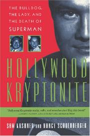 Cover art for HOLLYWOOD KRYPTONITE