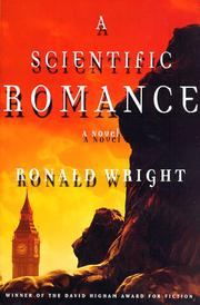 Book Cover for A SCIENTIFIC ROMANCE