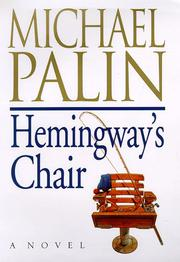 Cover art for HEMINGWAY'S CHAIR