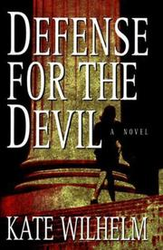 Cover art for DEFENSE FOR THE DEVIL
