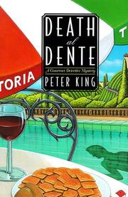 Book Cover for DEATH AL DENTE