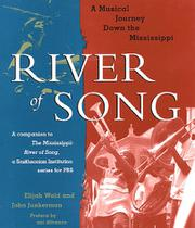 Book Cover for RIVER OF SONG