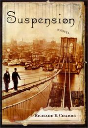 Book Cover for SUSPENSION