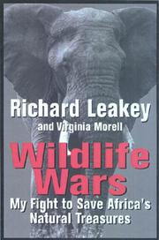 Book Cover for WILDLIFE WARS