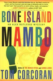 Cover art for BONE ISLAND MAMBO