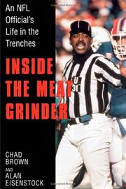 Book Cover for INSIDE THE MEATGRINDER