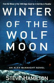 Book Cover for WINTER OF THE WOLF MOON