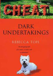 Cover art for DARK UNDERTAKINGS