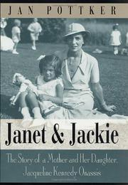 Book Cover for JANET AND JACKIE