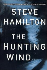 Book Cover for THE HUNTING WIND