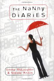 Book Cover for THE NANNY DIARIES