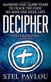 Book Cover for DECIPHER