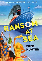 Book Cover for RANSOM AT SEA