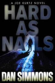 Cover art for HARD AS NAILS