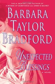 Book Cover for UNEXPECTED BLESSINGS