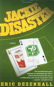 Cover art for JACKIE DISASTER