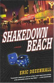 Book Cover for SHAKEDOWN BEACH