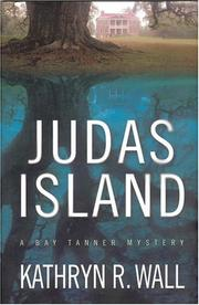 Cover art for JUDAS ISLAND