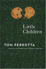 Cover art for LITTLE CHILDREN