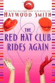 Book Cover for THE RED HAT CLUB RIDES AGAIN