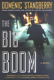 Cover art for THE BIG BOOM