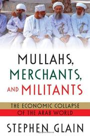 Cover art for MULLAHS, MERCHANTS, AND MILITANTS