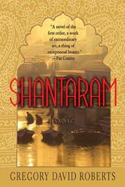 Cover art for SHANTARAM