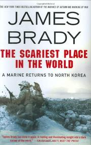 Book Cover for THE SCARIEST PLACE IN THE WORLD