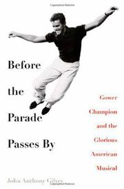 Book Cover for BEFORE THE PARADE PASSES BY