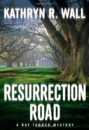 Cover art for RESURRECTION ROAD