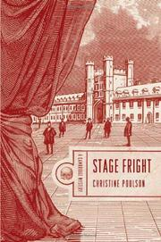Cover art for STAGE FRIGHT
