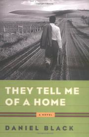 Book Cover for THEY TELL ME OF A HOME