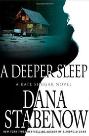 Cover art for A DEEPER SLEEP