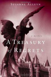 Cover art for A TREASURY OF REGRET