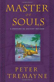 Cover art for MASTER OF SOULS