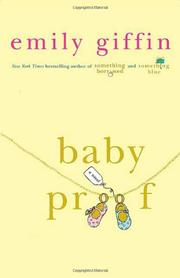 Cover art for BABY PROOF