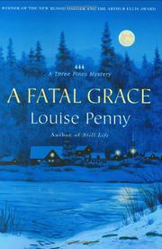 Cover art for A FATAL GRACE