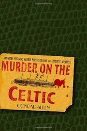 Cover art for MURDER ON THE CELTIC