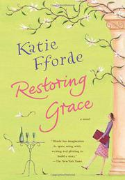 Cover art for RESTORING GRACE